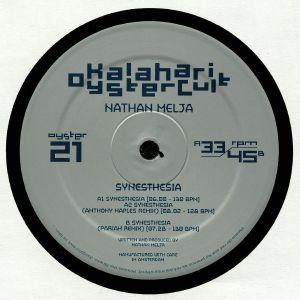 MELJA, Nathan - Synesthesia