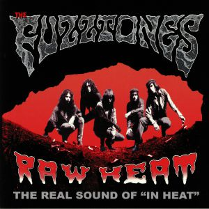 FUZZTONES, The - Raw Heat
