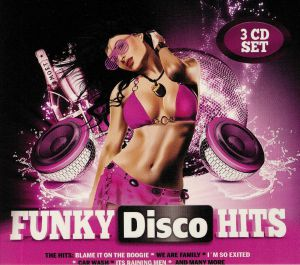 VARIOUS - Funky Disco Hits