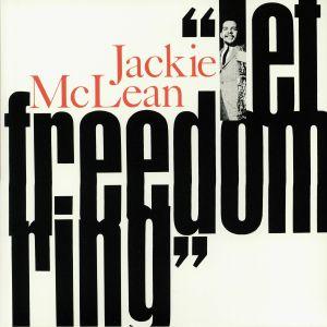 McLEAN, Jackie - Let Freedom Ring (reissue)