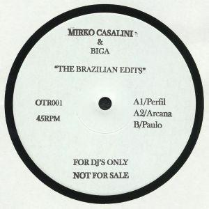 CASALINI, Mirko/BIGA - The Brazilian Edits