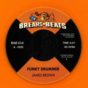 BROWN, James/JIMMY SMITH - Funky Drummer (reissue)