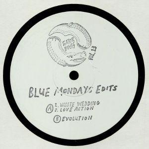 BLUE MONDAYS - Gator Boots Vol 13