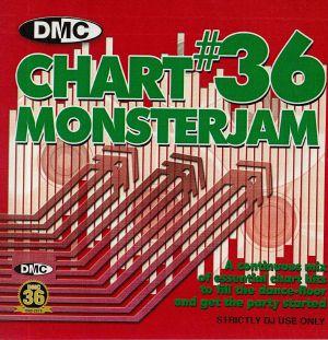 VARIOUS - DMC Chart Monsterjam #36 (Strictly DJ Only)