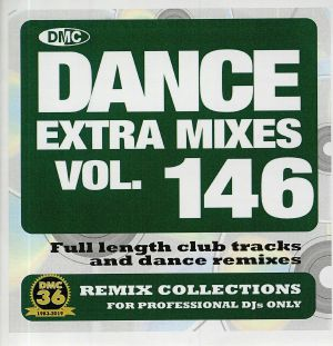 VARIOUS - Dance Extra Mixes Vol 146: Remix Collections For Professional DJs Only (Strictly DJ Only)