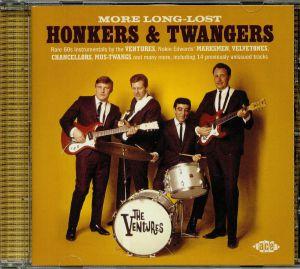 VARIOUS - More Long Lost Honkers & Twangers