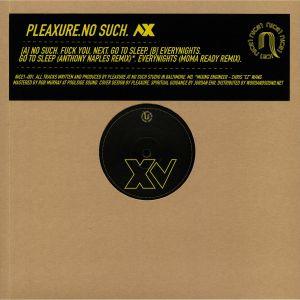 PLEAXURE - No Such