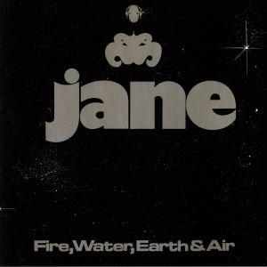 JANE - Fire Water Earth & Air (reissue)