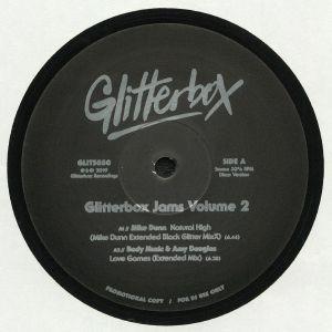 DUNN, Mike/BODY MUSIC/AMY DOUGLAS/RISK ASSESSMENT/SEAMUS HAJI - Glitterbox Jams Vol 2