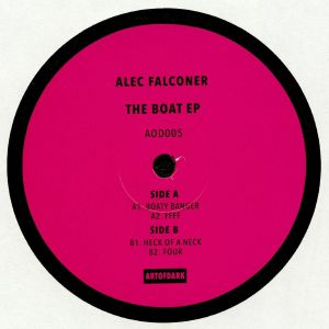 FALCONER, Alec - The Boat EP
