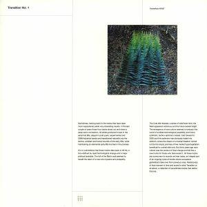ADSR/CACOPHONY 33/DROME/ZEN PARADOX - Transition Vol 1