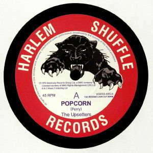 UPSETTERS, The/DAVE BARKER - Popcorn