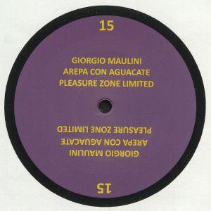 MAULINI, Giorgio - Arepa Con Aguacate