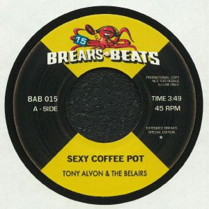 ALVON, Tony & BELAIRS/STANLEY TURRENTINE - Sexy Coffee Pot (Special Edition)