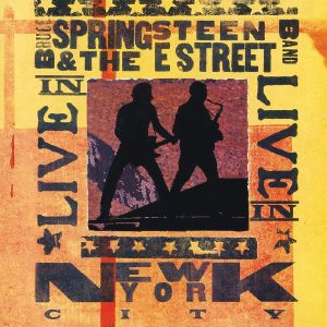 SPRINGSTEEN, Bruce & THE E STREET BAND - Live In New York City (reissue)