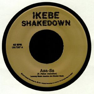 IKEBE SHAKEDOWN - Asa Sa