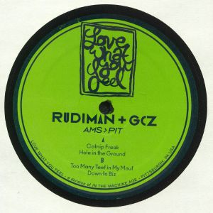 RUDIMAN/GCZ - Ams Pit