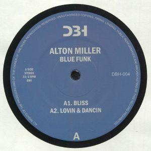 MILLER, Alton - Blue Funk