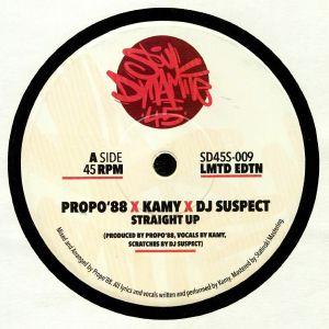 PROPO 88/KAMY/DJ SUSPECT - Straight Up