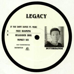 BUTTERBANDZ - Legacy