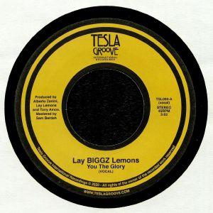 LEMONS, Lay Biggz - You The Glory