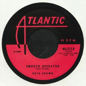 BROWN, Ruth - Smooth Operator (reissue)
