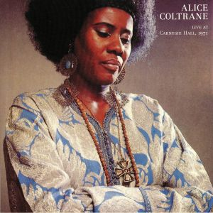 COLTRANE, Alice - Africa: Live At The Carnegie Hall 1971