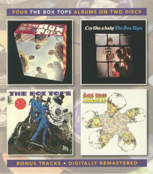 BOX TOPS, The - The Letter/Neon Rainbow/Cry Like A Baby/Non Stop/Dimension (remastered)