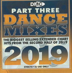 VARIOUS - Dance Mixes 2019 Part 3 (Strictly DJ Only)