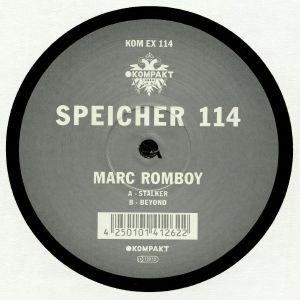 ROMBOY, Marc - Speicher 114