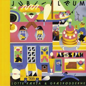KAERSA, Lotte/GRAESRODDERNE - Jubiiilaeum (reissue)