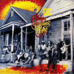 ALLMAN BROTHERS BAND, The - Shades Of Two Worlds
