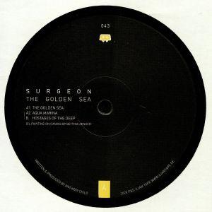 SURGEON - The Golden Sea