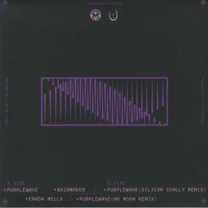 CASAZZA, Rico - Purplewave EP