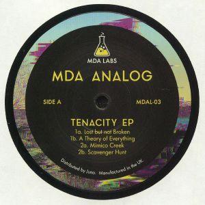 MDA ANALOG - Tenacity EP