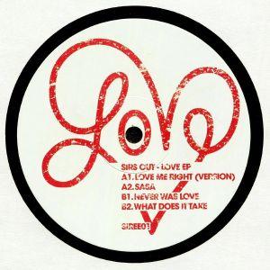 SIRS - Love EP