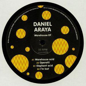 ARAYA, Daniel - Warehouse EP