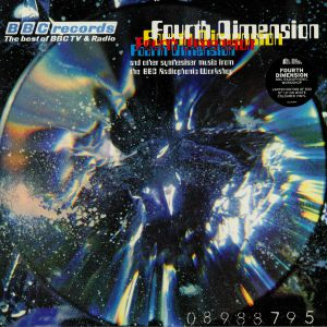 BBC RADIOPHONIC WORKSHOP, The - Fourth Dimension (remastered)