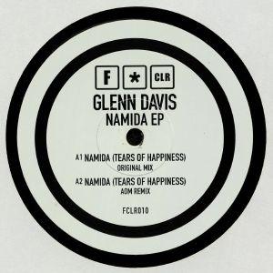 DAVIS, Glenn - Namida EP