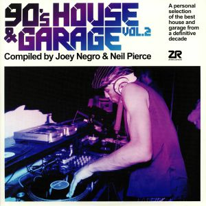 NEGRO, Joey/NEIL PIERCE/VARIOUS - 90's House & Garage Vol 2