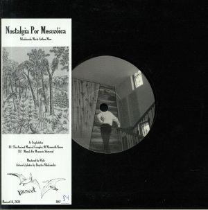 NIKOLAIENKO meets ARTHUR MINE - Nostalgia Por Mesozoica
