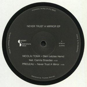 TOMA, Nicolai/PRIOLEAU/HESYCHIA369 - Never Trust A Mirror EP