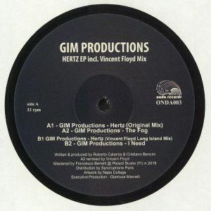 GIM PRODUCTIONS - Hertz