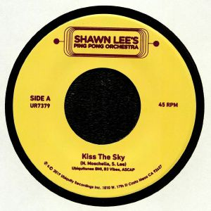 LEE, Shawn - Kiss The Sky