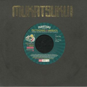 MUKATSUKU presents PAT THOMAS/MARIJATA - Original Ghanaian Highlife & Afrobeat Classics