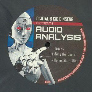 DI'JITAL/KID GINSENG - Audio Analysis