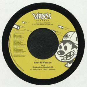 SMIF N WESSUN - Wrekonize (remix)