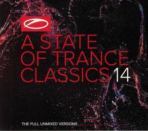 VAN BUUREN, Armin/VARIOUS - A State Of Trance Classics 14