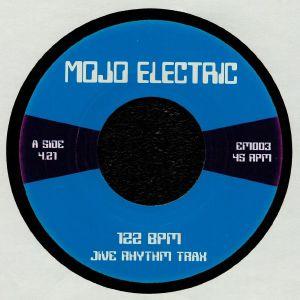JIVE RHYTHM TRAX - 122 BPM