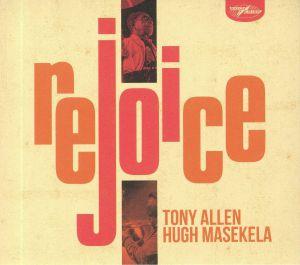 ALLEN, Tony/HUGH MASEKELA - Rejoice
